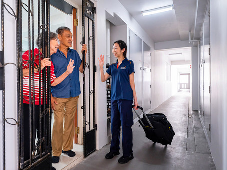 Novel technologies can enhance Singapore's healthcare system: Masagos