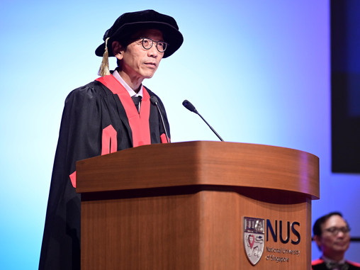 A message for Singapore doctors on skills, trust and two delicious meals of lamb