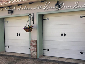 Adding curb appeal with Decor Hardware