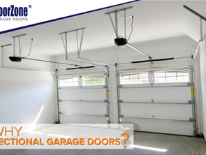 Why a Sectional Garage Door?