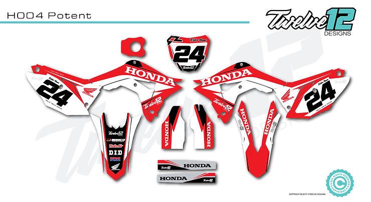 Honda Semi Custom Design
