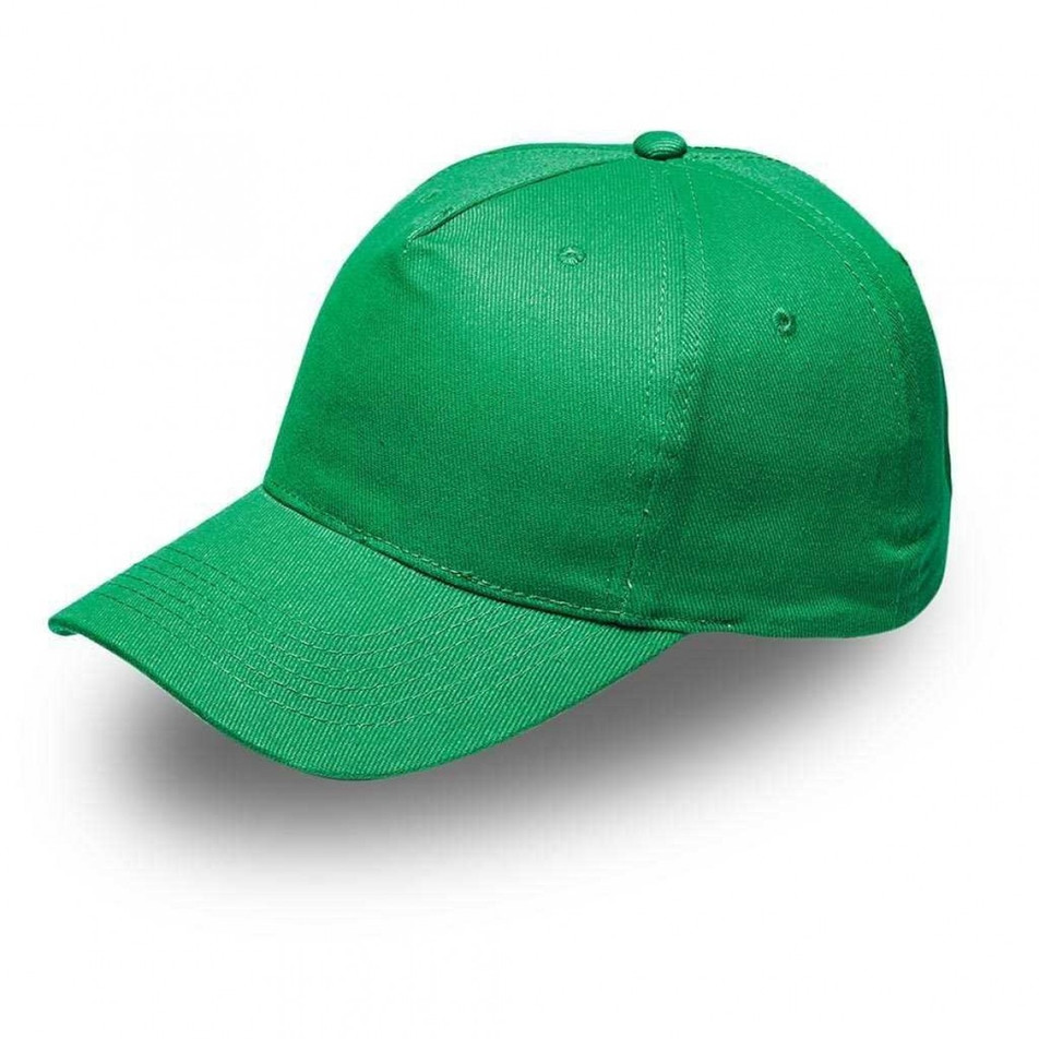 Emerald 5Panel Cap