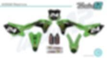 Kawasaki Semi Custom Design