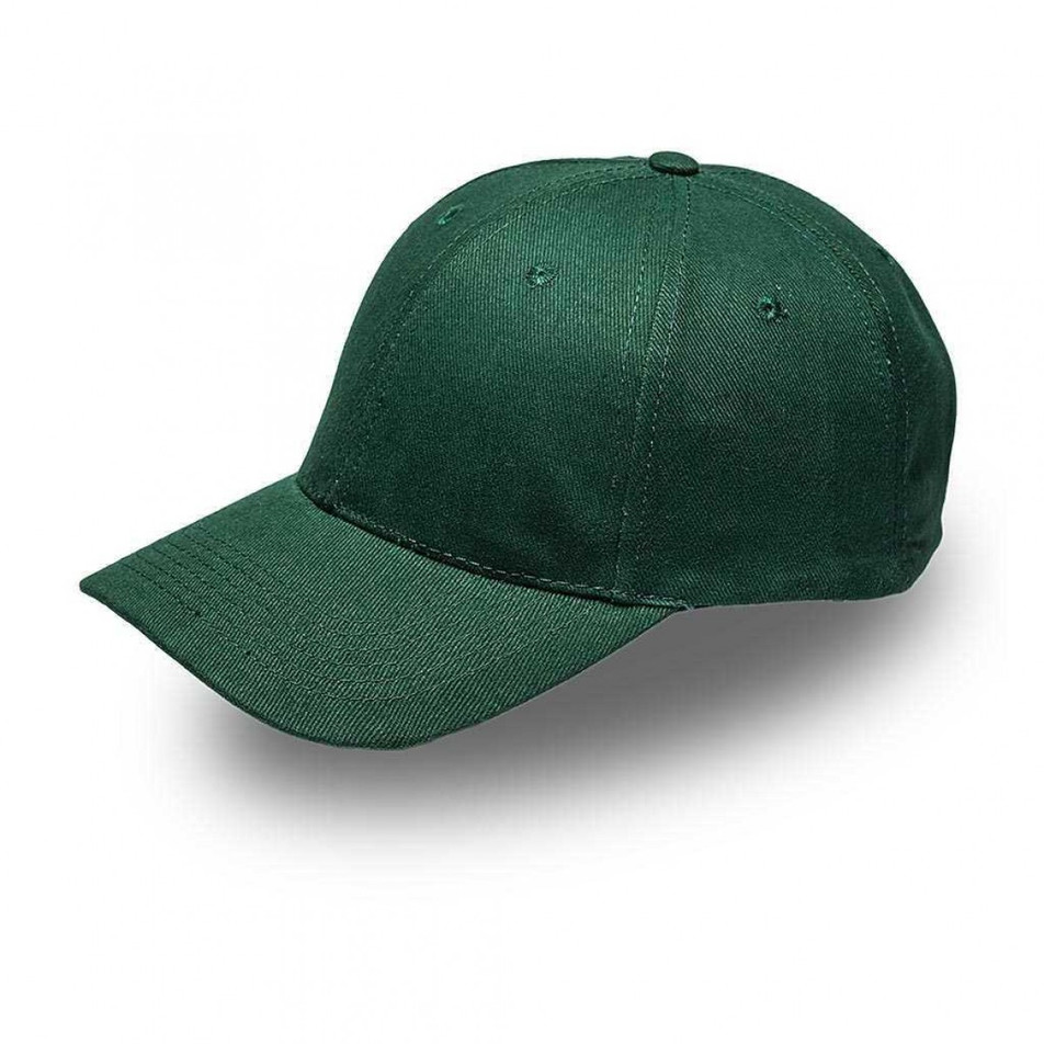 Bottle 6 Panel Brushed Cotton Cap