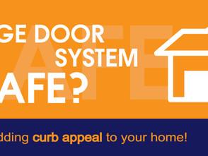 Is your Garage Door System Safe?