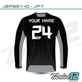 Jersey ID Print