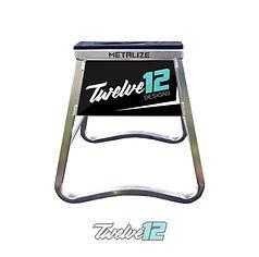 12Twelve Metalize Stand