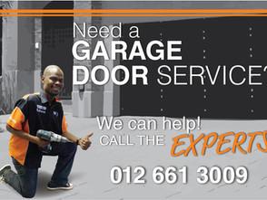 Need a Garage Door service?