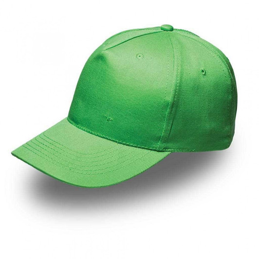 Lime 5Panel Cap