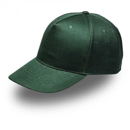 Bottle Green 5Panel Cap