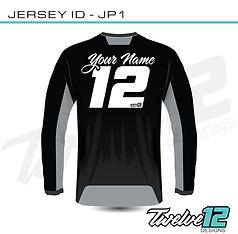 12Twelve Jersey ID JP1