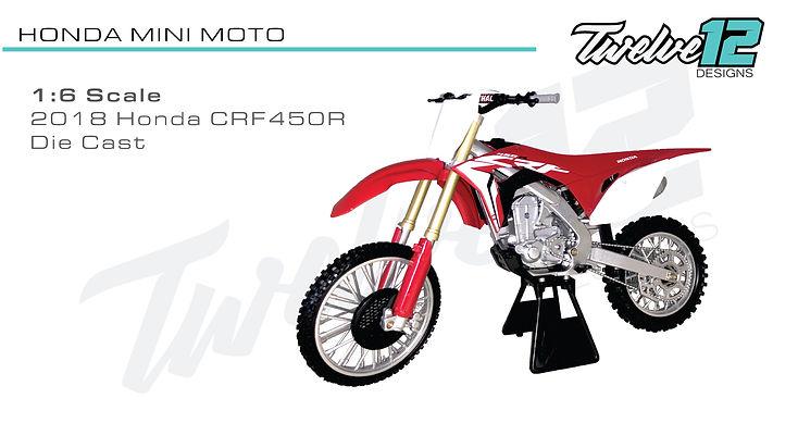 Mini Moto Replica
