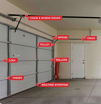 B Laster 174 Garage Door Lubricant