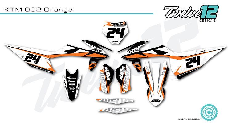 KTM Semi Custom Design