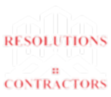 Resolutions Contractors logo, Roofing, Painting, Siding, Windows