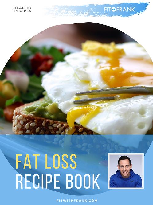 Fat Loss Recipe Book (eBook)