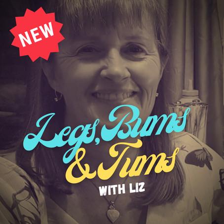NEW: Legs, Bums and Tums Class, Thursdays 6:30 - 7:15pm with Liz