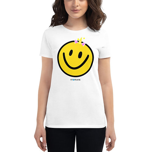 Women's #DailySmile T-Shirt