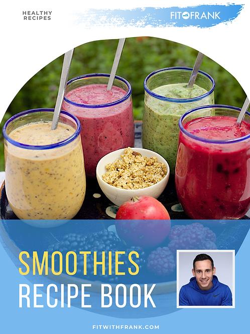 Smoothies Recipe Book (eBook)