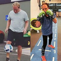 Tubes - Soccer AM Presenter (Weight Loss
