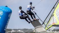 Witte Kruis Evenementenzorg ondersteunt Olympische zeilers:  EHBO Eemnes springt bij