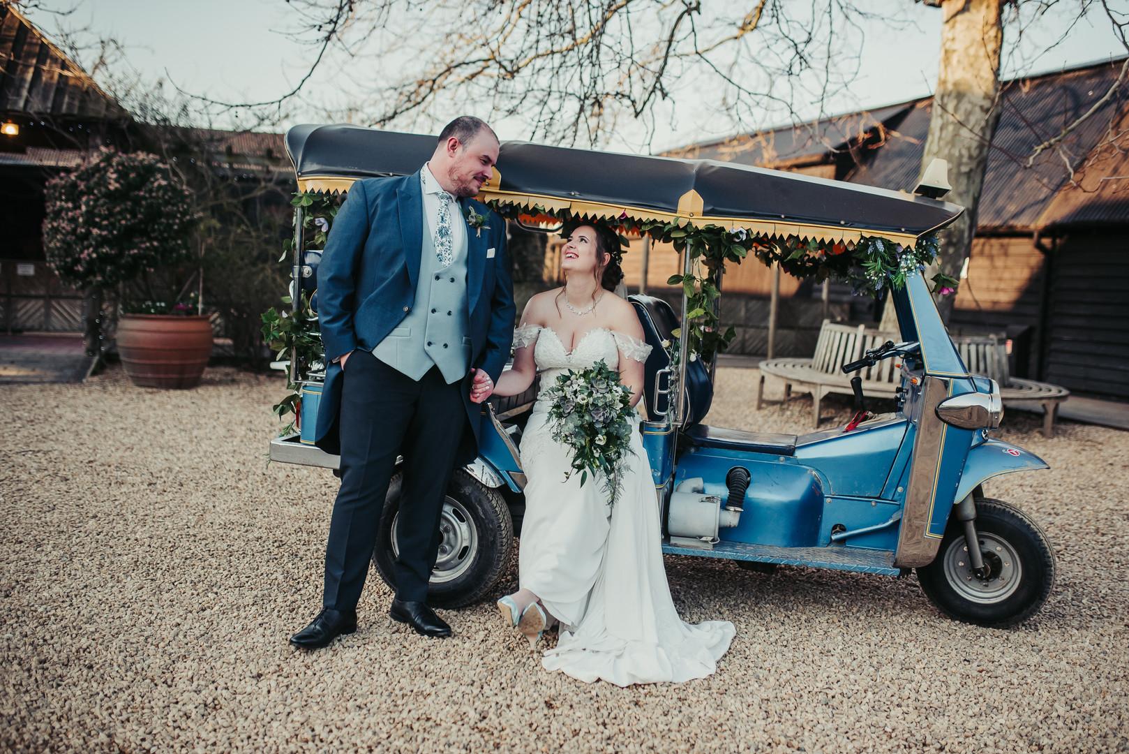 Southfarm Wedding