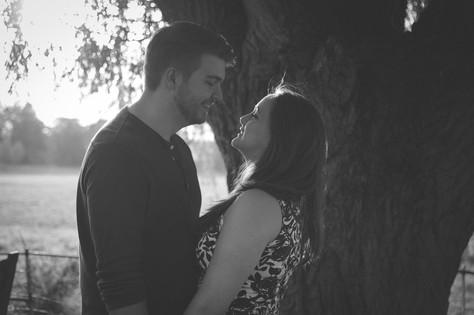Chloe & Andrew - Engagement shoot