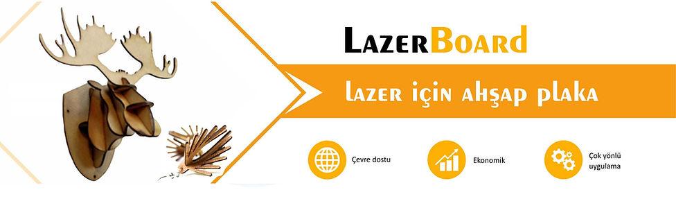 Lazerboard Ahşap Plakalar