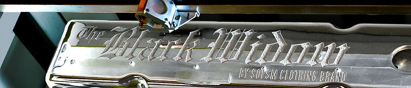 Lazer ile Metal Markalama.