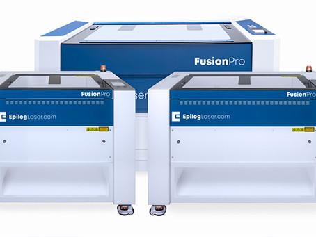 Epilog Laser, Fusion Pro 24 ve Fusion Pro 36'yı Ürün Hattına Ekliyor