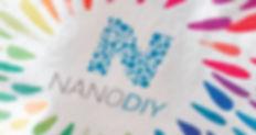 Mürekkepli Tişört ve tekstil baskı Nanodiy