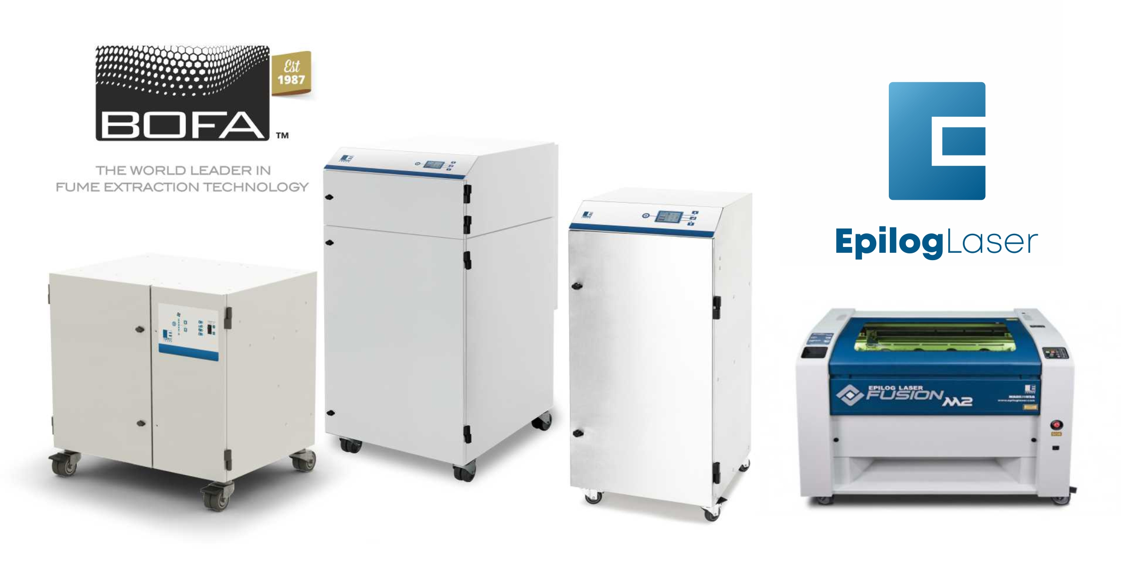 Bofa Epilog Laser Filtre Sistemleri