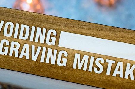 Lazer Kazımada Yaygın 5 Hata ve Bunlardan Nasıl Kaçınılabilirsiniz ?