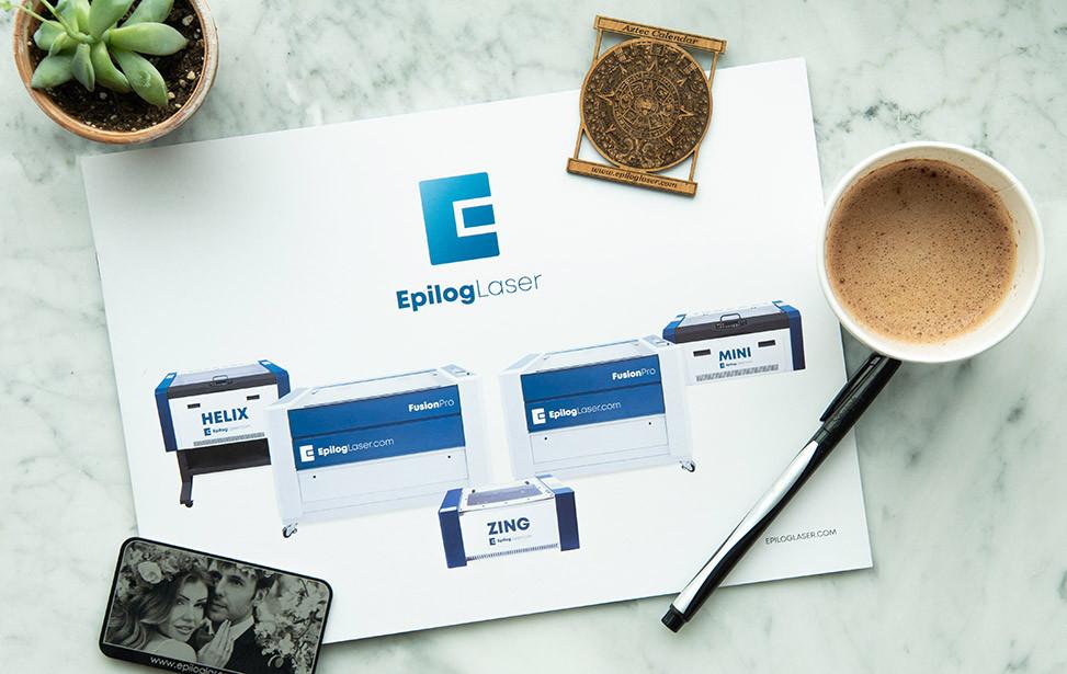 Epilog Laser Yeni Ürün Kataloğu