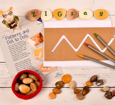 Start Write Handwriting Cards - close up