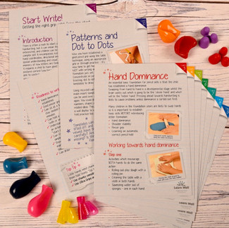 Start Write Handwriting Cards