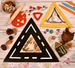 Shape Drive Arounds - triangle
