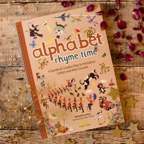 Alphabet Rhyme Time