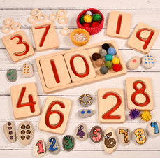 Number Trays 10-20