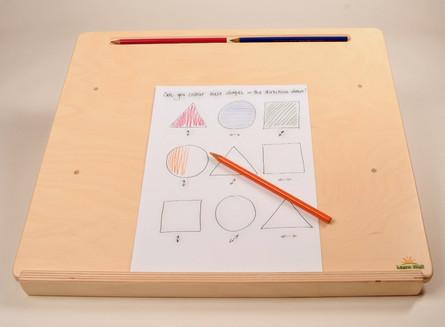 Handwriting Desk