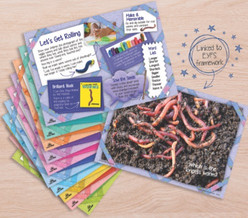 Big and Small Maths Activity Cards