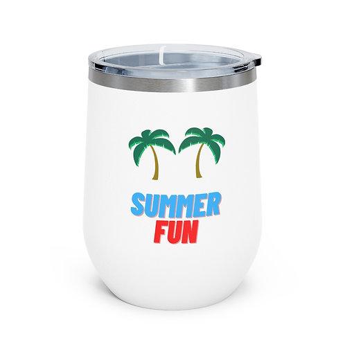 12oz Summer Fun Tumbler