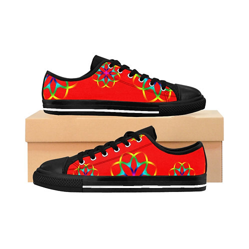 Decorated Women's Sneakers