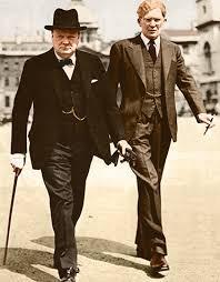 Churchill's Secret Son..?