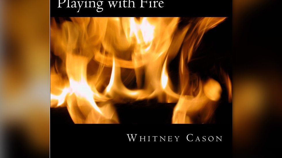 Playing with Fire - autographed copy