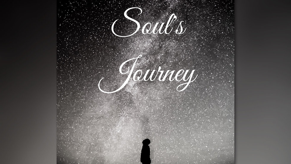 A Soul's Journey - autographed copy