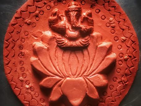 Seed Paper India Ganesha