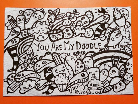 Doodle on Seed Paper