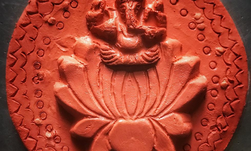 Eco Friendly Seed Embedded Ganesha