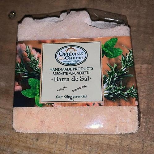 Sabonete Puro Vegetal 150G - Barra de Sal